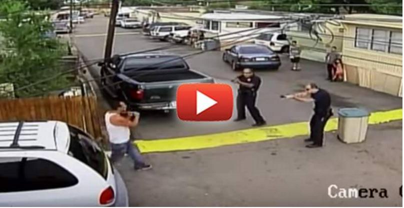 cop kills